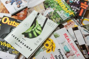 Magazines as Traditional Marketing