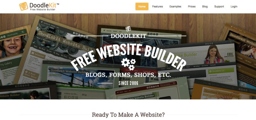 DoodleKit Web Builder | santosomartin.com
