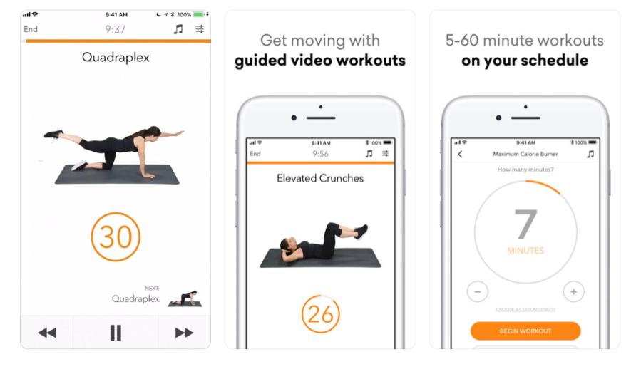 Sworkit Workout & Plans | santosomartin.com