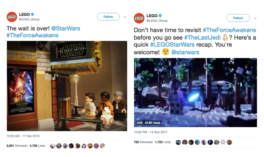 LEGO Star Wars on Twitter